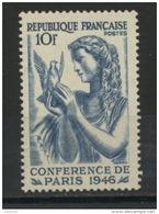 FRANCE -  CONF. DE LA PAIX - N° Yvert  762** - France