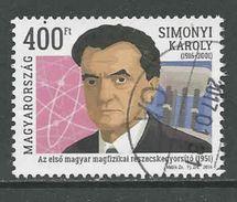 Hongarije, Yv 4650 Jaar 2016,   Gestempeld, Zie Scan - Oblitérés
