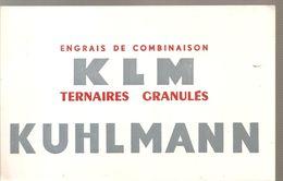 Buvard KUHLMANN Engrais De Combinaison KLM Ternaires Granulés - Agriculture