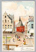 ANVERS - La Tête De Flandre - La Belgique Pittoresque , Edition Artistique - Ill. Ranot - Antwerpen