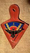 Ancien Insigne Pucelle Artillerie Anti-aerienne COURTOIS PARIS - Luchtmacht