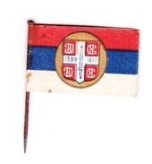 Décoration / Insigne - Journée Serbe 1916 - Frankrijk