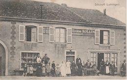 57 - SECOURT - WIRTSCHAFT EUGENE ROLLIN - France