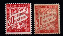 FRANCE - YT N° 34 Signé - Neuf * - MH - Cote: 950,00 € - (+ 33 Pour Teinte) - 1859-1955 Usati