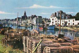 Le Croisic Le Port Bateaux De Pêche Casiers - Le Croisic