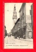 84-CPA AVIGNON - RUE CARETERIE - HORLOGE DES CARMES - (N°1269) - Avignon