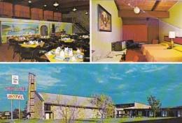 Canada New Brunswick Bathurst Fundy Line Motel 1984 - Other