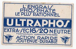 Oct17   79964    Buvard   L'engrais  Ultraphos - Agriculture