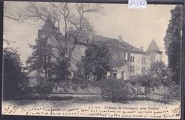 Genève Canton - Dardagny : Le Château Vers 1900 (14'582) - GE Genève