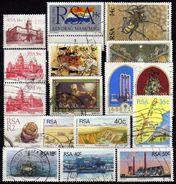 SÜDAFRIKA Lot 1986-1989  Used - Südafrika (1961-...)