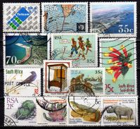 SÜDAFRIKA Lot 1990 - 1999  Used - Südafrika (1961-...)