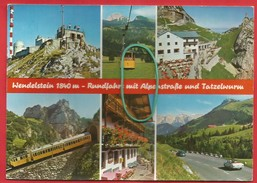 Wendelstein, Rundfahrt Mit Alpenstraße Und Tatzelwurm, Zahnradbahn, Seilbahn - Deutschland