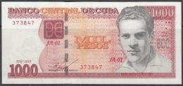 2010-BK-130 CUBA 1000$ 2010 JULIO ANTONIO MELLA UNC. - Cuba