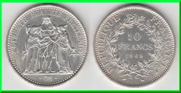 QUALITE **** 10 FRANCS 1969 HERCULE - ARGENT - SILVER **** EN ACHAT IMMEDIAT - K. 10 Francs