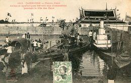 CAMBODGE(PNOM PENH) - Kambodscha