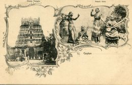 CEYLON(GRUSS) DANSEUSE - Sri Lanka (Ceylon)
