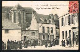 CPA 56- PLOERMEL -Morbihan-   Entrée De Surty à La Pastillerie -  Recto Verso- Paypal Sans Frais - Ploërmel