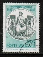 VATICAN  Scott # 728 VF USED - Vatican