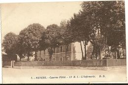 NEVERS -   Caserne Pittié -   L'Infirmerie  99 - Nevers