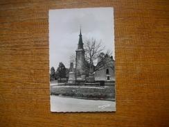 Loigny La Bataille , L'église Et Les Monuments Aux Morts De 1870 Et 1914-18 - Loigny