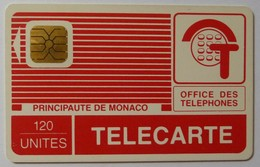 MONACO - 1st Issue - Impact - SO1 Chip - PYJAMA - 120 Units - Used - Monaco