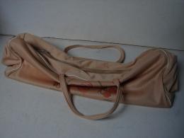 SMC. 64. Sac  Joséphine Currie En Tissu Pour Tricot. - Wool