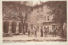 ROQUEMAURE - Les Arceaux - France