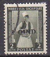 K1754 - ALBANIA ALBANIE Yv N°280 - Albania