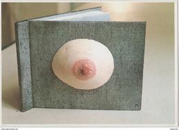Erotic Art Nude Breast Horst Hahn Deutsche Bundesbahn Post Card Postkarte Karte Carte Postale 5647 POSTCARD - Tableaux