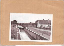 VINCELLES - 89 - Le Canal Et L'Ecluse - TON1 - - Autres Communes