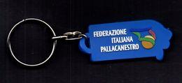 BASKETBALL - ITALIA - FEDERAZIONE ITALIANA PALLACANESTRO - PORTACHIAVI IN GOMMA COMITATO REGIONALE VENETO - Sports