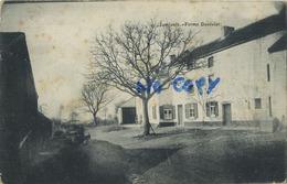 Jamioulx : Ferme Duvivier  ( Ecrit 1914 Avec Timbre ) Marcophilie Cachet Relais   ( 2 Scans ) - Ham-sur-Heure-Nalinnes