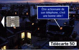 ACTION FRANCE TELECOM - France