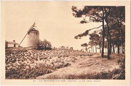 85. LA TRANCHE-SUR-MER. Un Vieux Moulin. 32 - La Tranche Sur Mer