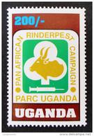 LUTTE CONTRE LA PESTE BOVINE 1993 - NEUF ** - YT 1047 - MI 1297 - Uganda (1962-...)