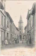 09. MAZERES. Rue Et Clocher. 280 - France