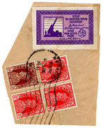 (I.B-CK) India Cinderella : Sind War Gifts ½a - India (...-1947)
