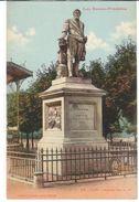 POSTAL   PAU  -FRANCIA  - ESTATUA DE ENRIQUE IV  ( STATUE HENRI IV  - STATUE OF HENRY IV ) - Pau