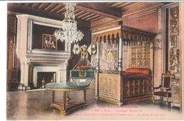 POSTAL   PAU  -FRANCIA  - CASTILLO DE ENRIQUE IV   ( CHATEAU HENRI IV  - CASTLE HENRY IV ) - Pau