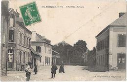 Betton - L'Arrivée à La Gare - Autres Communes