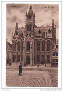 22463 ( 2 Scans ) Diksmuide - Dixmude L'hotel De Ville - Diksmuide