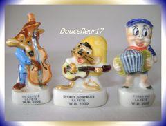 """Bunny Symphonie """" La Fête"""" ... 3 Fèves .. Ref AFF : 3-1999 ...( Pan 0020) - Cartoons"""