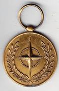 Médaille De L'ONU. Ex-Yougoslavie. Sans Ruban. - Insignes & Rubans