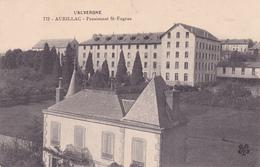 AURILLAC , Pensionnat St Eugène - Aurillac