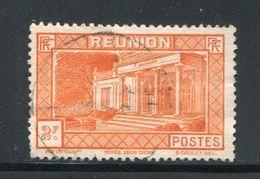 REUNION- Y&T N°144- Oblitéré - Used Stamps
