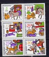 DDR   1717 - 1722  ** Postfrisch - DDR