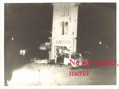 Photo Amateur Orgon, Route Nationale 7 / N7 - Accident De Voiture - Automobiles