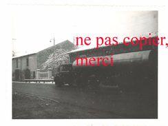 Photo Amateur Région Orgon, Route Nationale 7 / N7 - Camion Citerne Sous La Neige - Automobiles