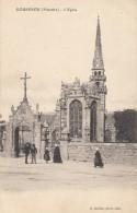 CPA - Gouesnou - L'église - Frankreich