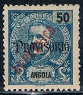 Angola, 1915, # 176, MH - Angola